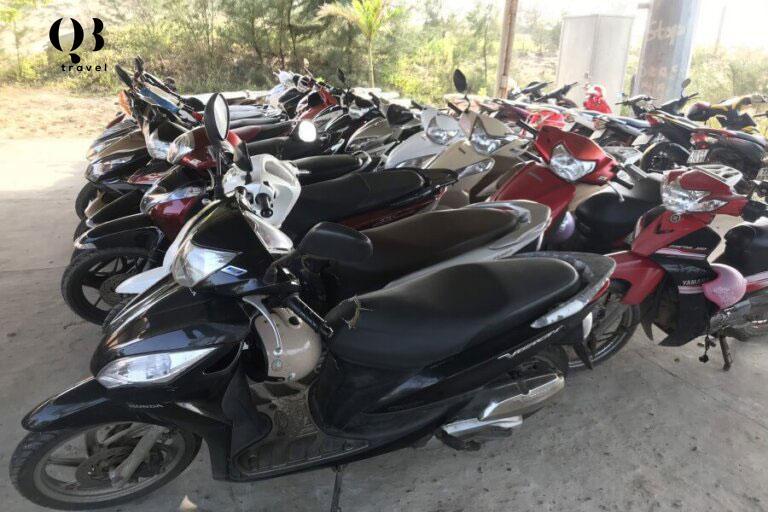 Dịch vụ cho thuê xe máy tại Quảng Bình hàng đầu về chất lượng và số lượng