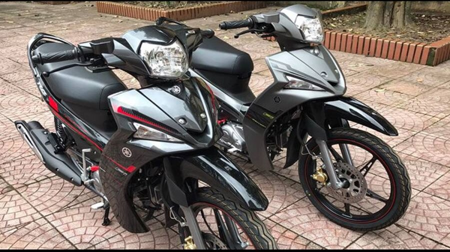 cho thuê xe máy Yamaha Sirius