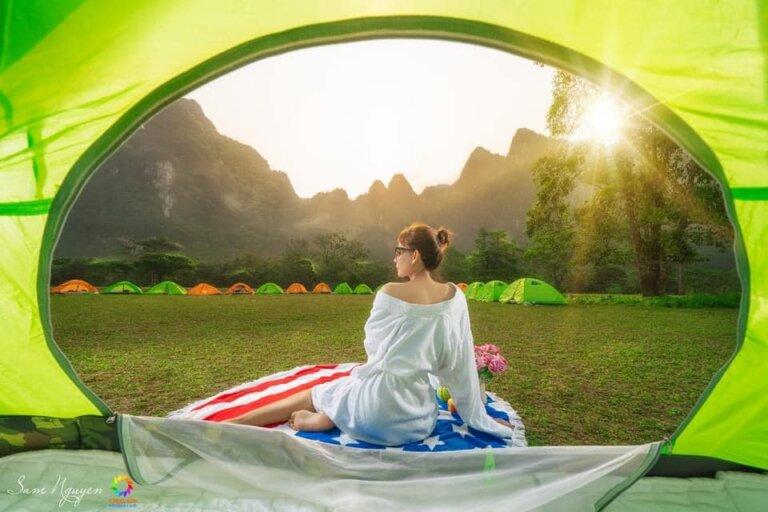 Hang Chà Lòi - Danh lam thắng cảnh mới nổi làm nức lòng du khách gần xa