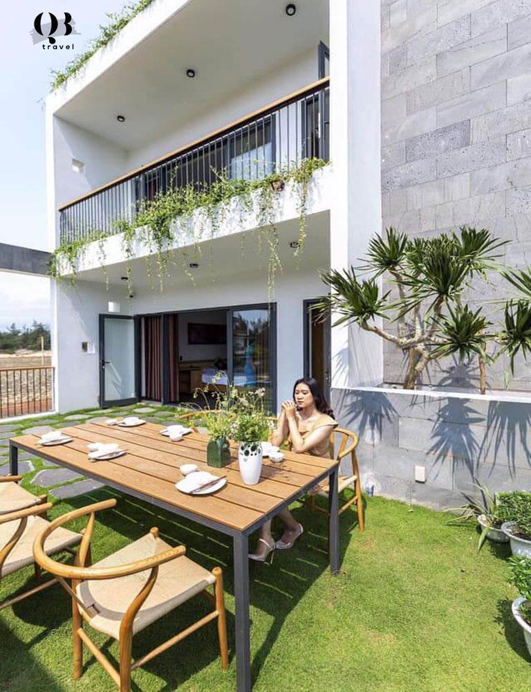 Những homestay đẹp như thơ ở Quảng Bình