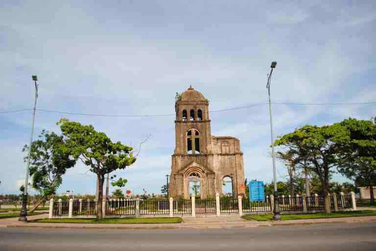 Nhà thờ Tam Toà lặng lẽ in bóng một thời tại thành phố Đồng Hới