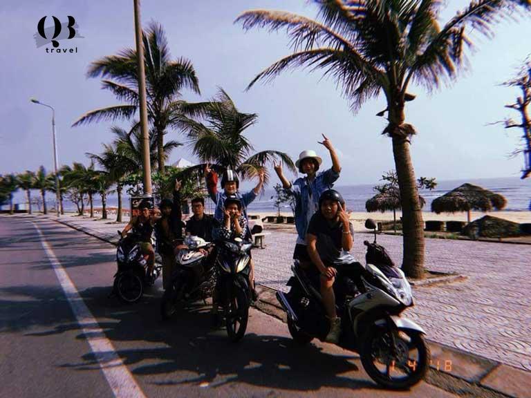 QBTravel là địa chỉ thuê xe máy ở Đồng Hới Quảng Bình rất được các bạn trẻ tin tưởng