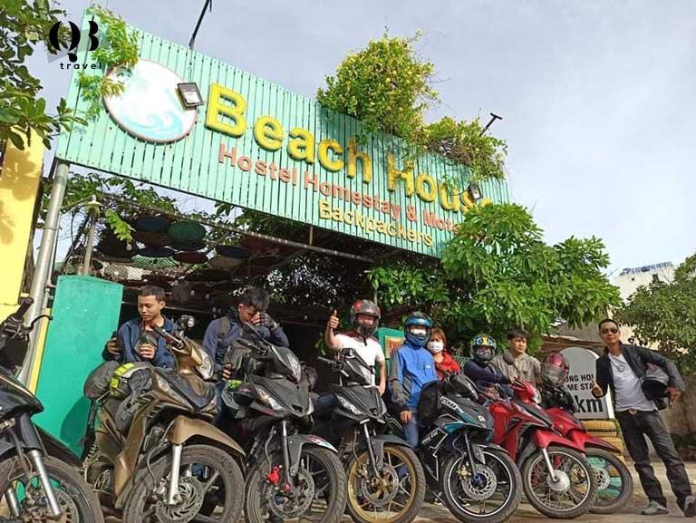 QBTravel - Dịch vụ cho thuê xe máy tại Đồng Hới, Quảng Bình