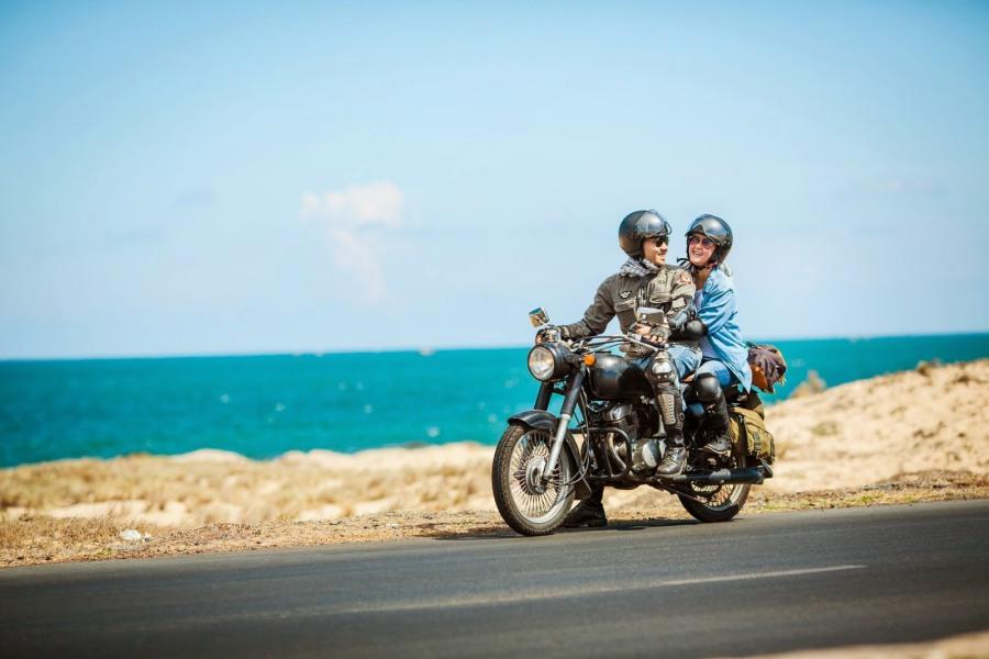 Thuê xe máy đi phượt ở Quảng Bình
