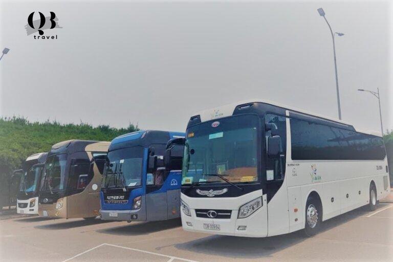 Cho thuê xe 29 chỗ Quảng Bình đón tiễn sân bay
