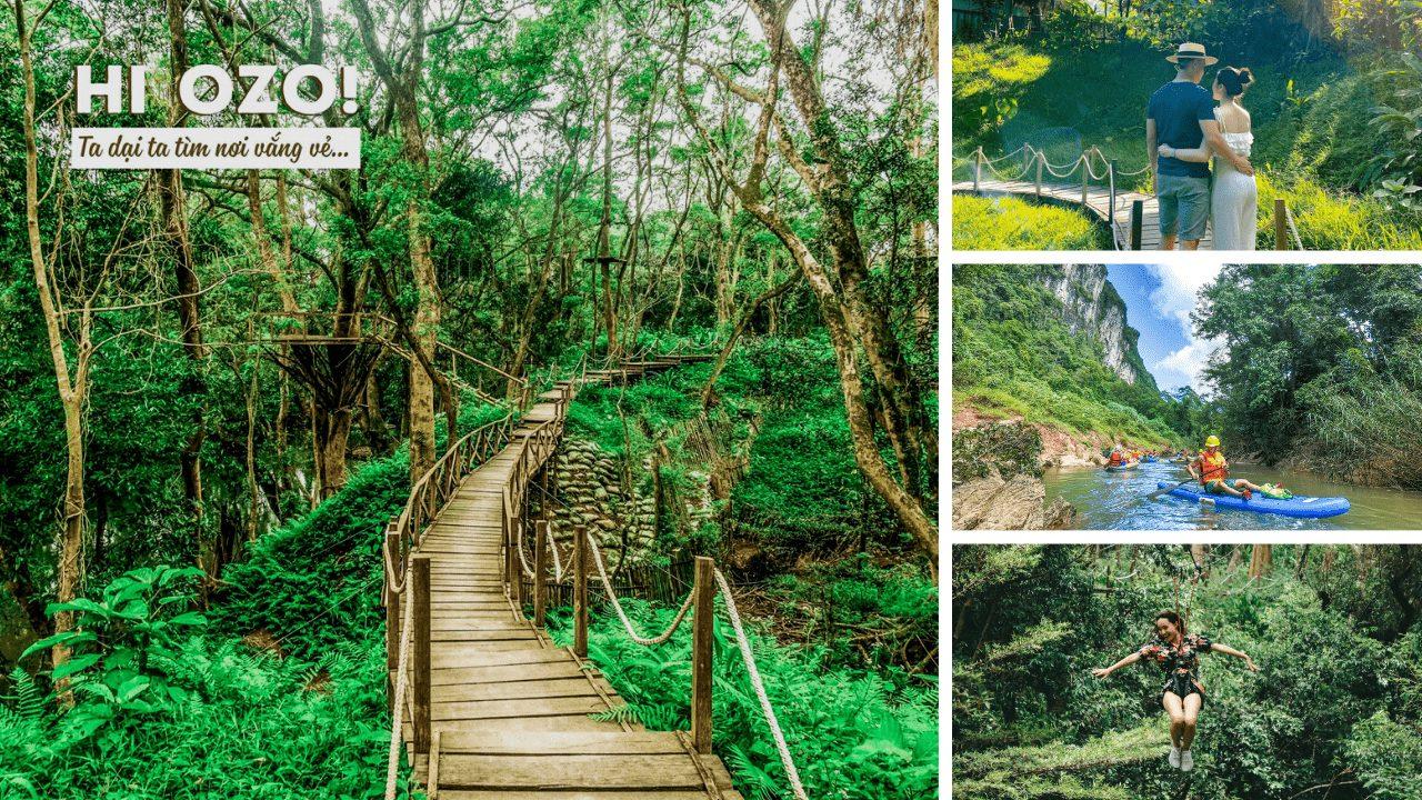 Công viên Ozo Quảng Bình