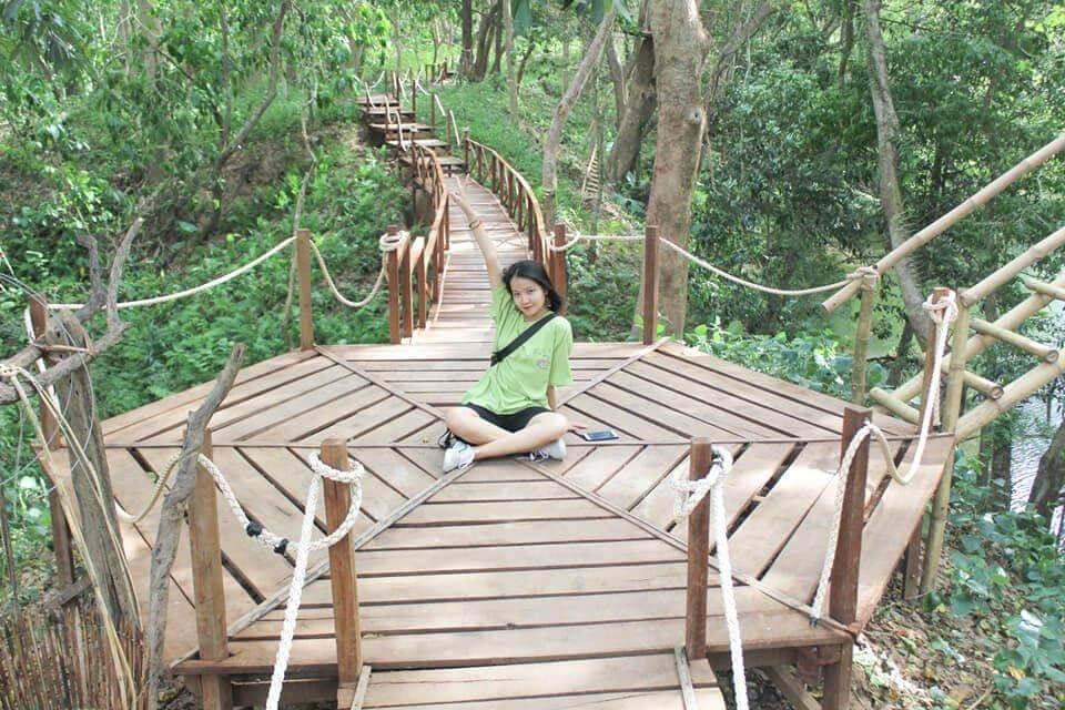 Tham quan rừng nguyên sinh trên sàn đạo 999m