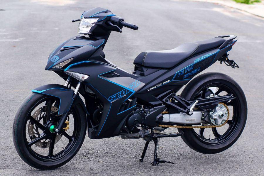Thuê xe Yamaha Exciter đi phượt