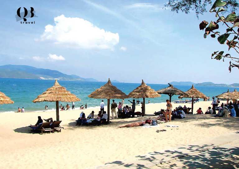 Biển Nhật Lệ, một trong top 10 bãi biển đẹp nhất Việt Nam