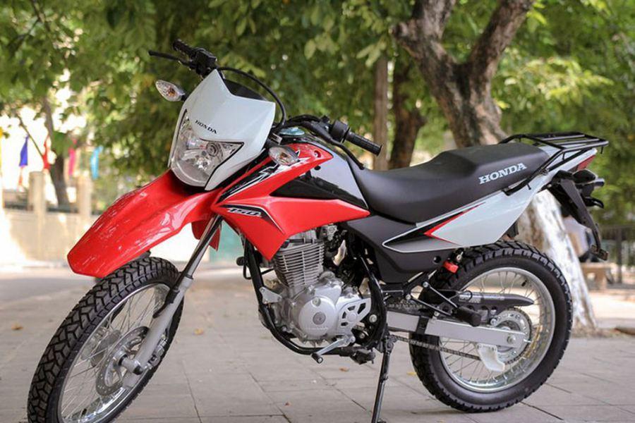 Thuê xe máy Honda XR đi phượt