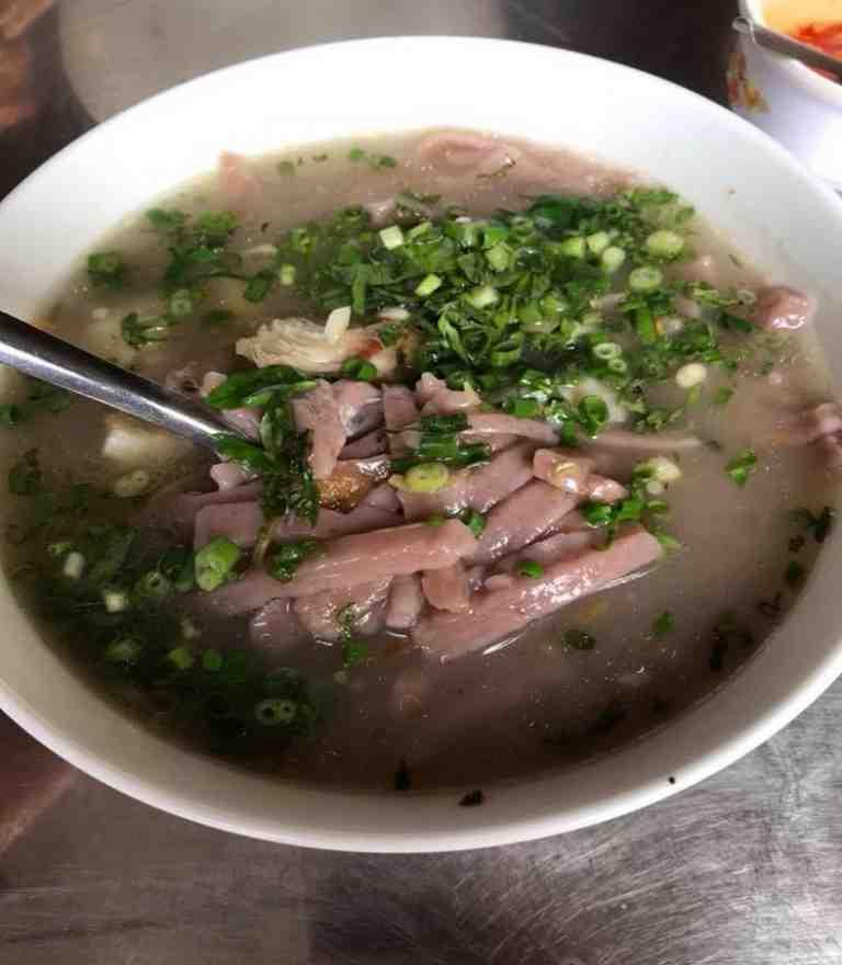 Món ăn quen thuộc với người dân Quảng Bình