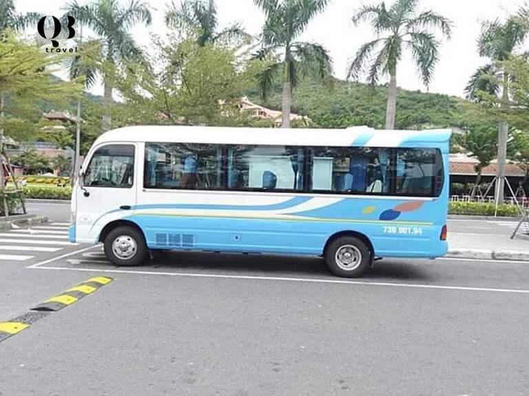 Thuê xe 29 chỗ đời mới Huyndai County