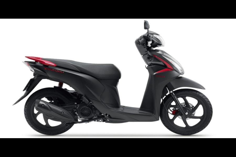 Thuê xe máy Honda Vision đi phượt