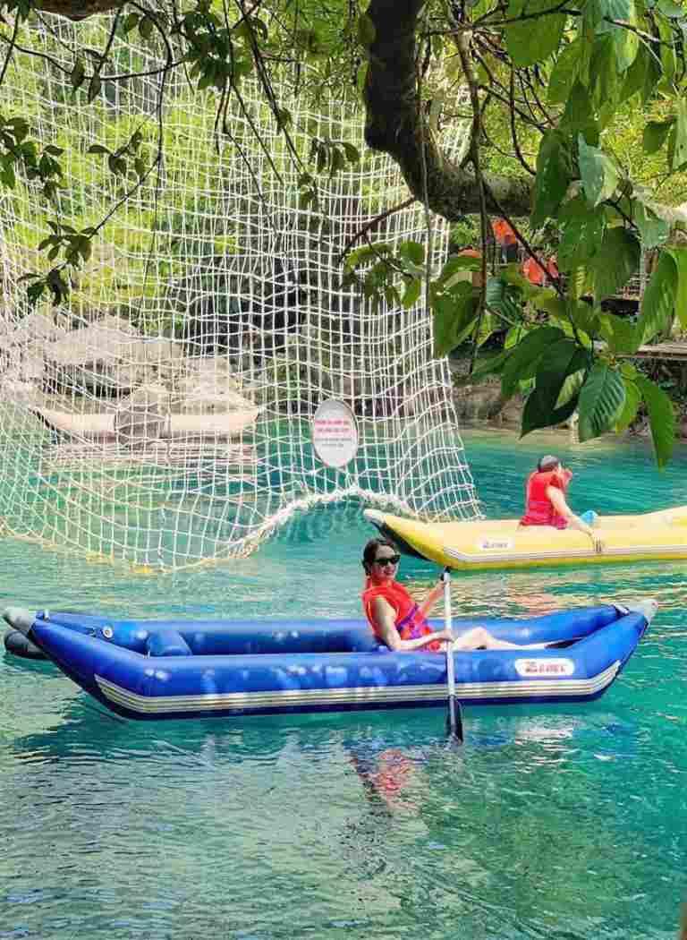 chốn thiên đường tuyệt đẹp tại Quảng Bình