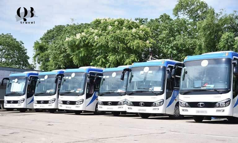Dịch vụ cho thuê xe 29 chỗ tại QBTravel có thể mang đến cho khách hàng nhiều lợi ích