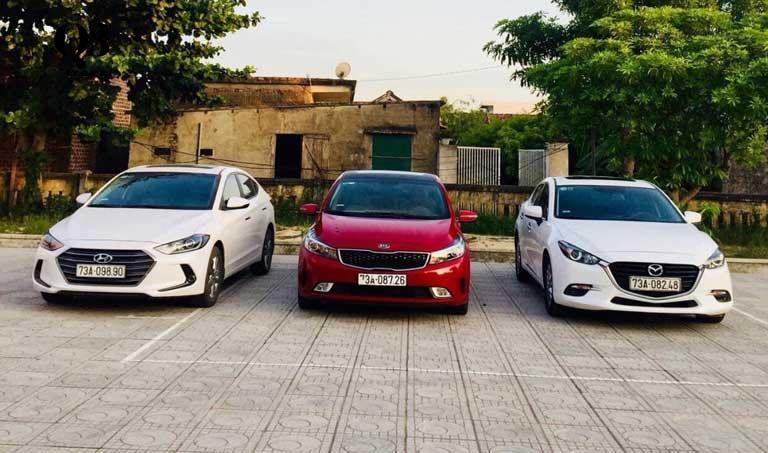 Thuê xe ô tô tự lái khi tham quan du lịch Quảng Bình