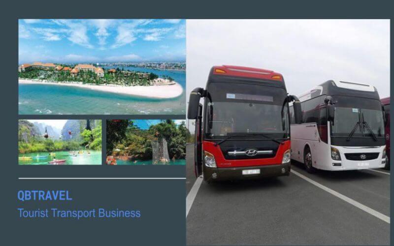 thuê xe 35 chỗ tại Quảng Bình