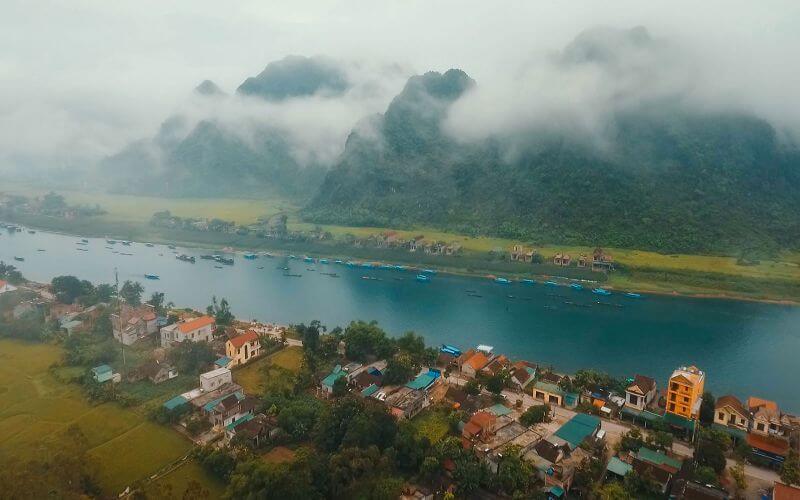 Một thức cảnh đắt tại Quảng Bình