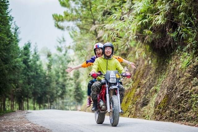 Du lịch xe máy đem lại những trải nghiệm gì?
