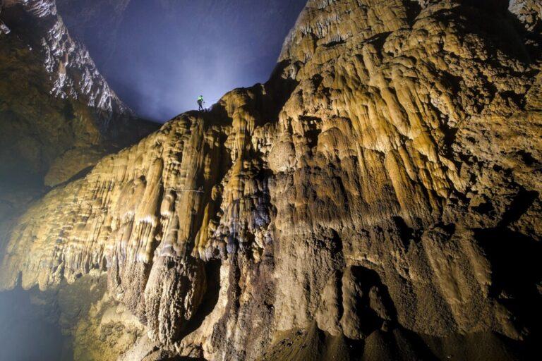 Thời điểm thích hợp nhất để du lịch hang Sơn Đoòng là từ tháng 2 đến tháng 4