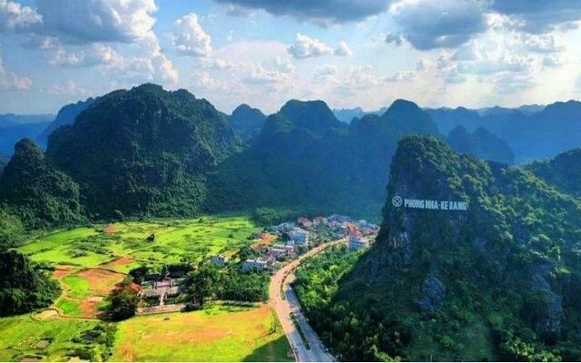 Những cung đường tuyệt đẹp tại Quảng Bình đang chờ bạn khám phá