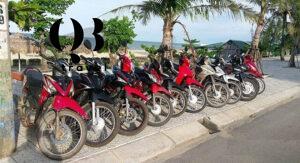 Thuê xe máy tại Đồng Hới - Quảng Bình