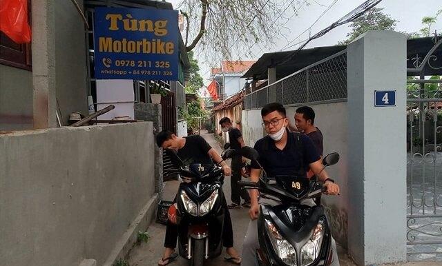 Tùng Motorbike - Cho thuê xe máy tại Đồng Hới