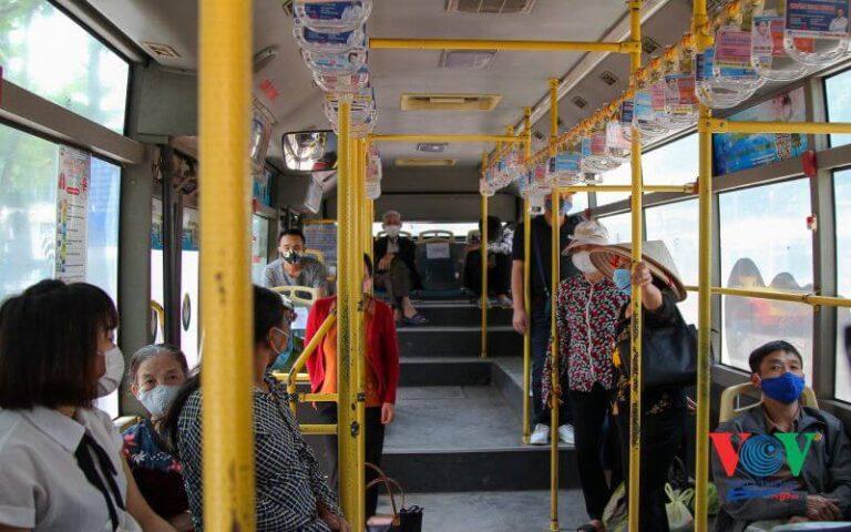 Lịch trình xe buýt Đồng Hới Ba Đồn, đón khách lúc 5:30 tại Nhà văn hóa Đồng Sơn
