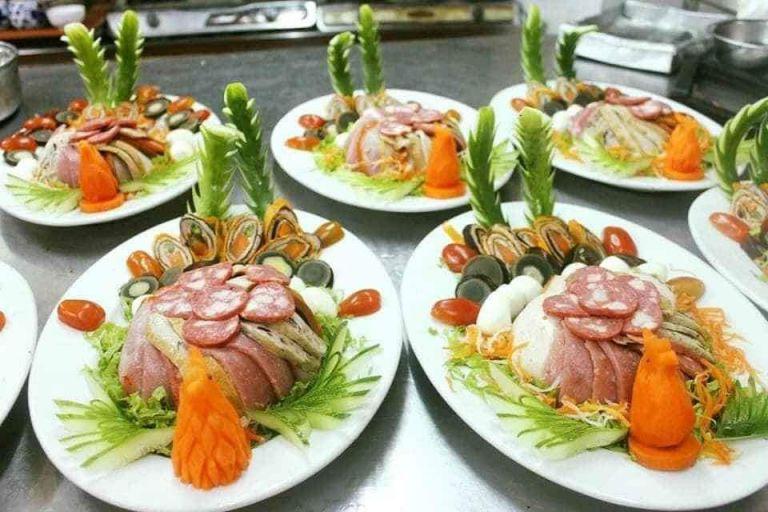 Amanda sẽ cho du khách một trải nghiệm ẩm thực tuyệt vời