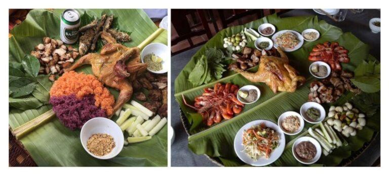 Ăn gì khi du lịch Sông Chày Hang Tối