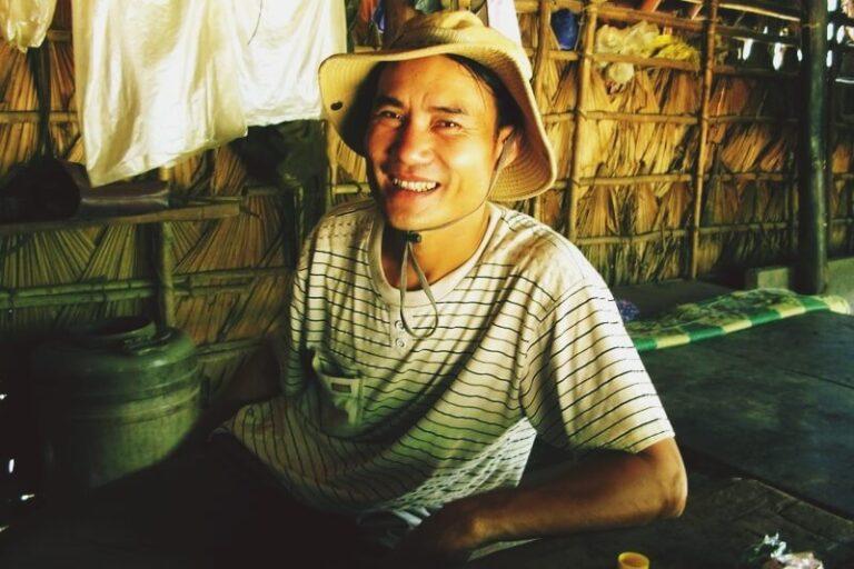 Người có công lớn tìm ra được động Thiên Đường năm 2005 và nhiều hang động đẹp khác chính là anh Hồ Khanh