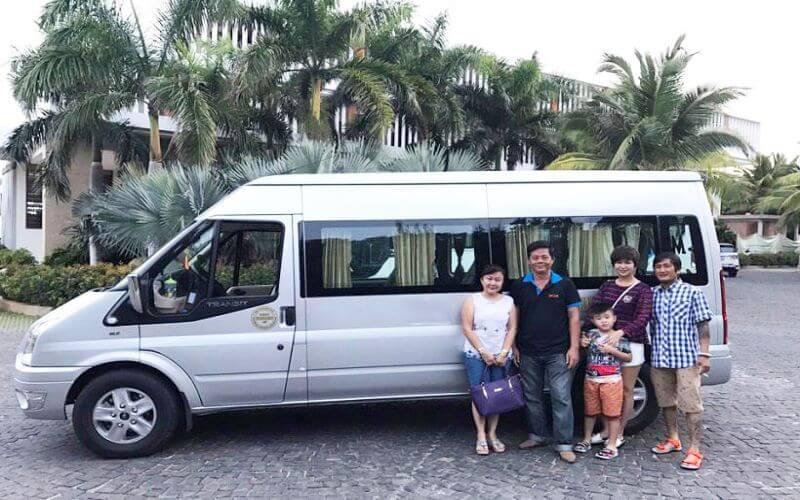 QBTravel cung cấp dịch vụ tận tình với giá thuê xe 16 chỗ phải chăng cho từng chuyến hành trình