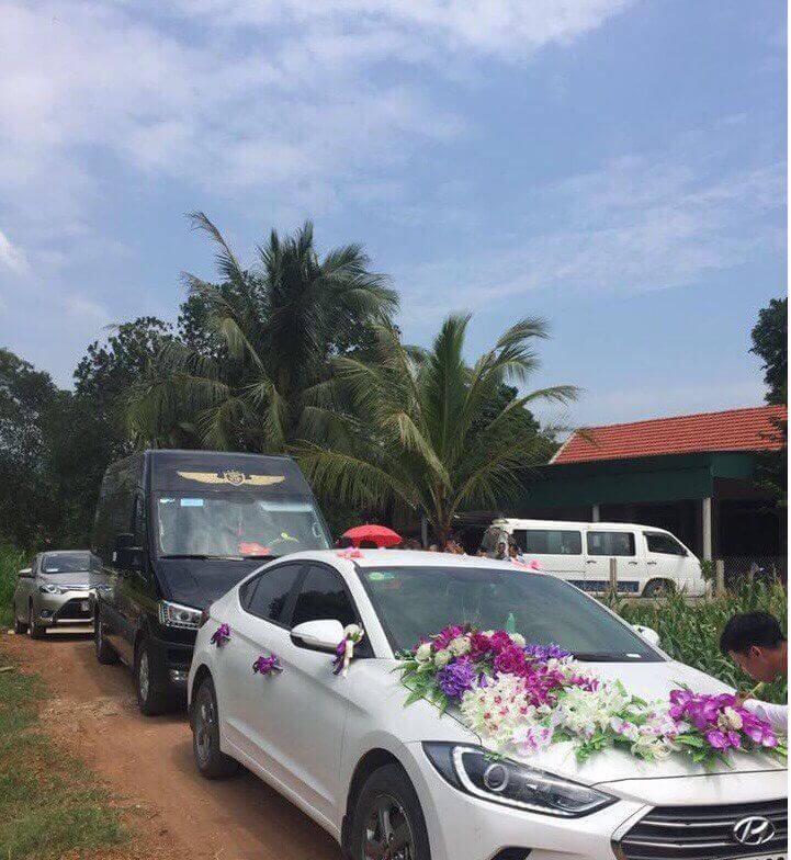 QBTravel cung cấp dịch vụ lái xe uy tín với mức giá thuê xe 16 chỗ đám cưới phải chăng cho ngày lễ trọng đại