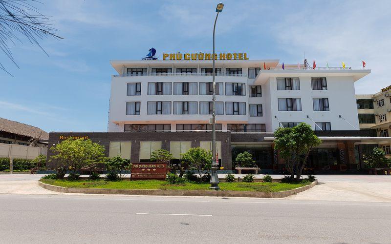 Khách sạn Phú Cường những ngày hè
