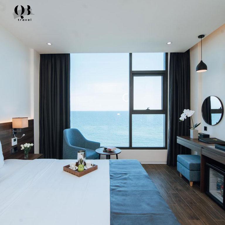 Phòng view biển tại Phương Bắc Luxury