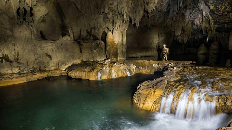 Khám phá hang Tú Làn 3 ngày 2 đêm