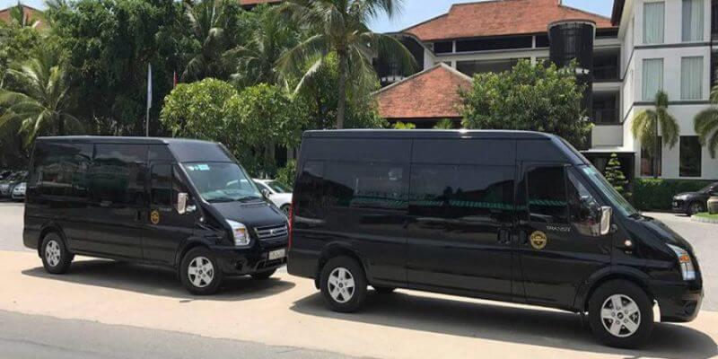 QBTravel cung cấp đa dạng dòng xe khi thuê xe 16 chỗ đi Phong Nha