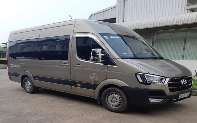 Thuê xe 16 chỗ đời mới đi Phong Nha Kẻ Bàng