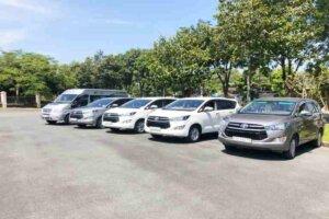 Thuê xe 7 chỗ tại QBTravel du khách cho đa dạng sự lựa chọn với các dòng xe đời mới 2021 chất lượng cao