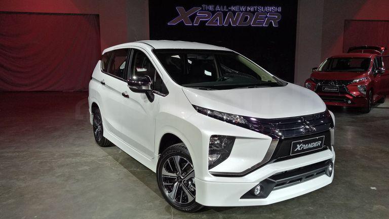 Thuê xe ô tô 7 chỗ giá rẻ Mitsubishi Expander - Dòng xe có không gian nội thất rộng rãi hàng đầu phân khúc MPV