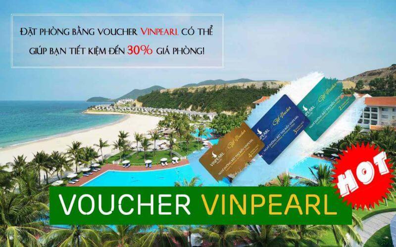 Đặt dịch vụ bằng voucher giảm giá của Vinpearl Quảng Bình sẽ giúp các bạn giảm chi phí nhiều lắm đấy nhé