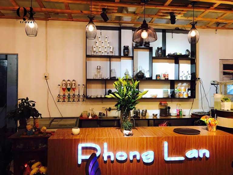 Không gian rất đẹp và tinh tế tại quán chè nổi tiếng ở Quảng Bình