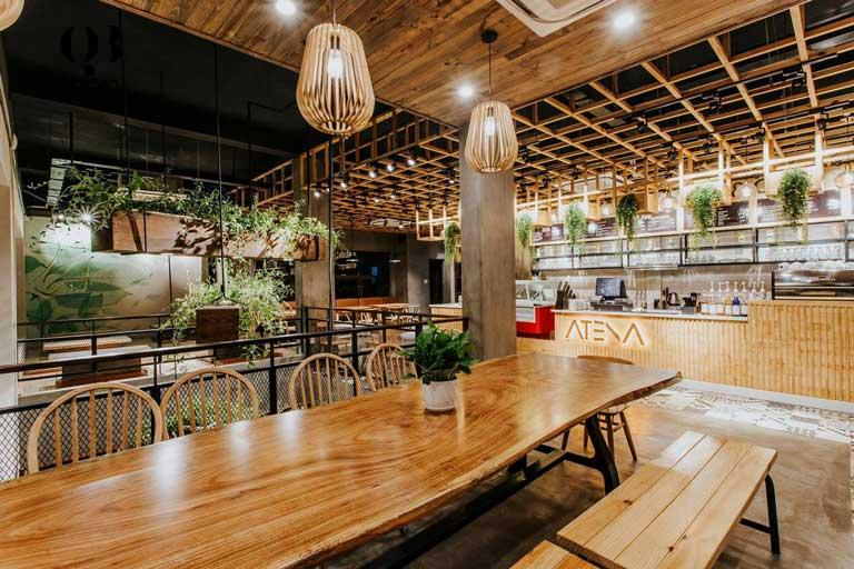 Atena Bakery & Cafe - 58 Trần Hưng Đạo, Đồng Hới