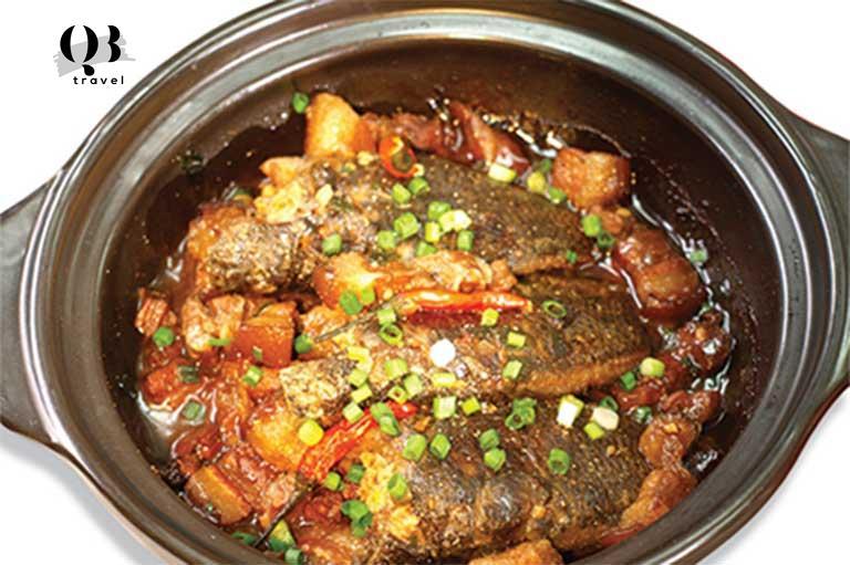Hương vị cá rô đồng kho nổi tiếng đặc sản Lệ Thủy đậm đà khó quên