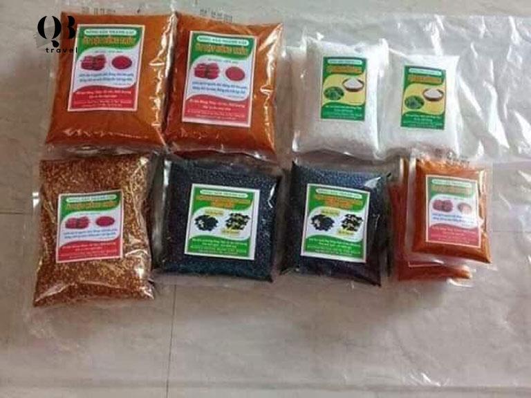 Ớt bột Hồng Thủy là đặc sản Lệ Thủy được đóng gói xuất khẩu
