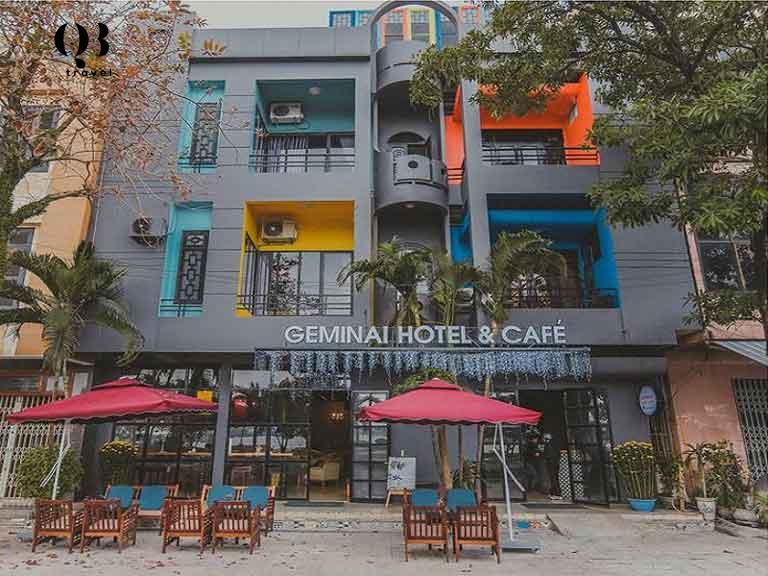 Geminai Hotel & Café - 56 Nguyễn Du, Đồng Hới