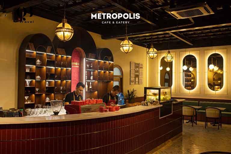 Metropolis cafe & eatery - 30 Quang Trung, Đồng Hới