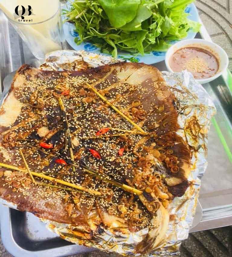 Món ăn của quán Thanh Thanh vẫn giữ trọn được vị tươi ngon dù ship xa