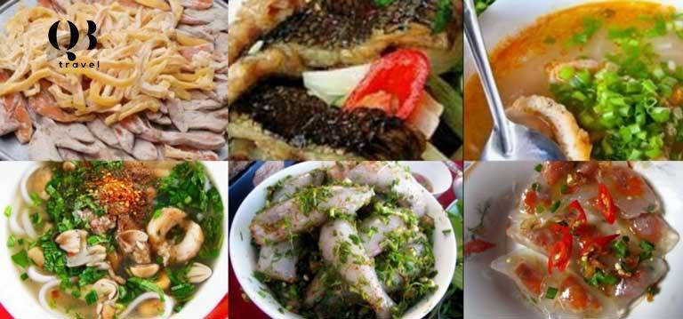 Những món ngon không thể bỏ lỡ khi tới Quảng Bình