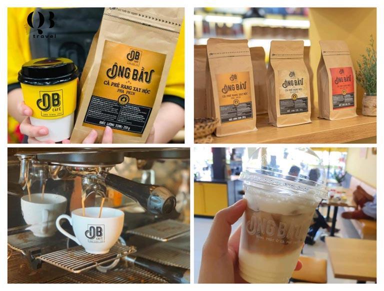 Cà phê Ông Bầu mang đến loại cafe thật và ngon nhất trong từng vị